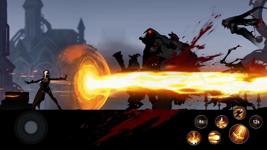 Shadow Knight: Ninja Assassin Epic Fighting Games poster 2