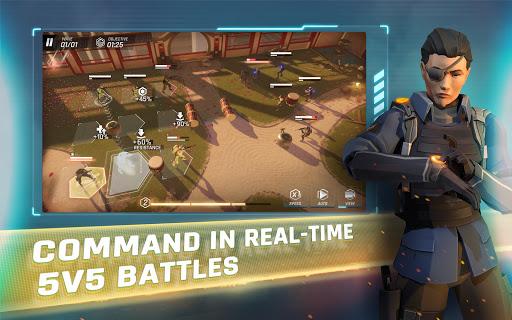 Tom Clancy's Elite Squad - Military RPG  screenshots 9