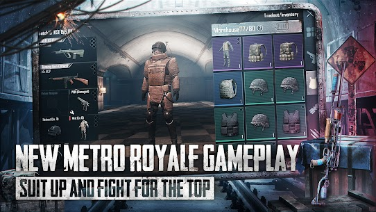 PUBG MOBILE METRO ROYALE 4