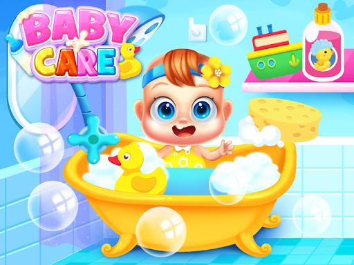 My Baby Care - Newborn Babysitter & Baby Games  screenshots 15