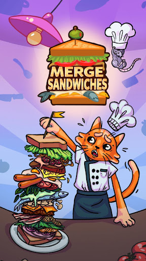 Merge Sandwich: Happy Club Sandwich Restaurant goodtube screenshots 5