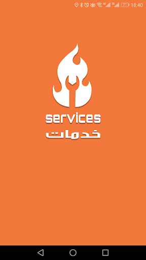 Services u2013 maintenance services booking app  Screenshots 1
