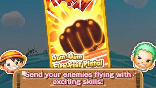 ONE PIECE BON! BON! JOURNEY!! MOD (Unlimited Skills) 2
