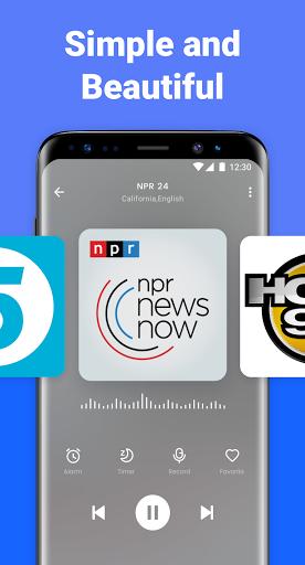 My Radio :Free Radio Station, AM FM Radio App Free apktram screenshots 3