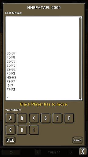 Hnefatafl 3.55 screenshots 4