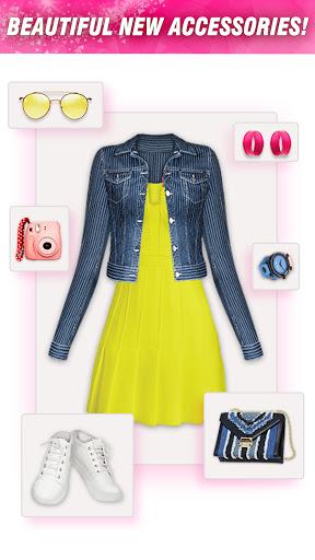 International Fashion Stylist - Dress Up Games  screenshots 3