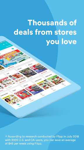 Flipp - Weekly Shopping modavailable screenshots 10