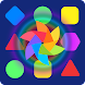 Shape Holic : Match 3 Puzzle - Androidアプリ