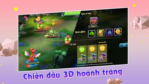 Thu00fa Cu01b0ng Truyu1ec1n Ku1ef3  Screenshots 3