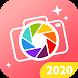 Candy selfie - ライブフォトエディタ&フィルターエフェクトカメラ - Androidアプリ
