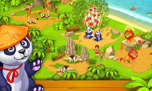 Farm Island: Hay Bay City Paradise 2.25 Screenshots 6