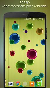 Bubble Live Wallpaper 5