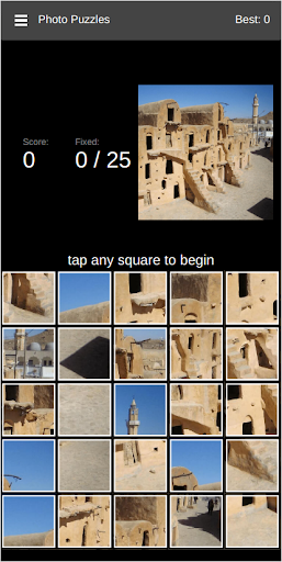 Photo Puzzle 1.3.4 screenshots 7