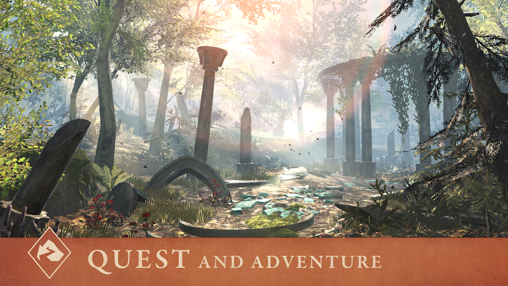 The Elder Scrolls: Blades MOD poster 0
