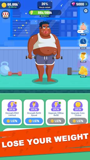Fitness Master-Burn Your Calorie modiapk screenshots 1