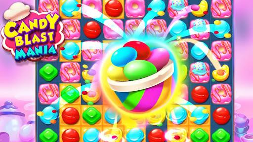 Candy Blast Mania - Match 3 Puzzle Game screenshots 2