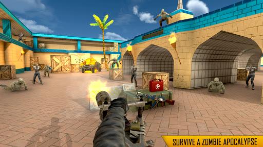 FPS Shooter Games Gun Ops 2021 screenshots 3