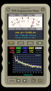RMS Displacement Meter  For Pc In 2020 – Windows 10/8/7 And Mac – Free Download 1