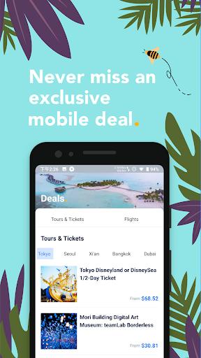 Trip.com: Flights, Hotels, Train & Travel Deals 7.20.0 screenshots 2