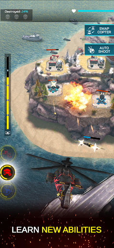 Gunship War: Helicopter Strike 1.01.32 screenshots 13