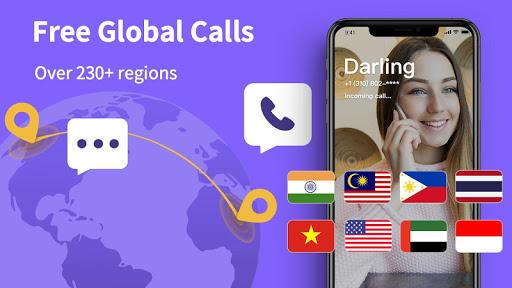 AbTalk Call - Free Phone Call & Worldwide Calling  screenshots 1