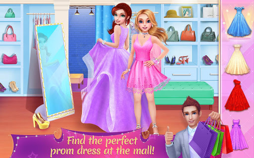 Prom Queen: Date, Love & Dance apklade screenshots 2