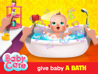 Baby care game for kids screenshots 7