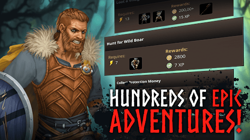 Viking Clan: Call of Valhalla apklade screenshots 2