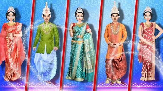 East Indian Wedding Fashion Salon for Bride 2