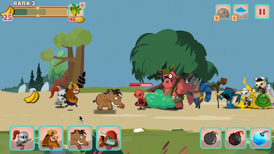Zombies vs Monsters MOD APK (Unlimited Money) Download 5