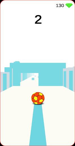 Speed Ball Catch Up - Catch Up The Racing Ball 3.4 screenshots 4