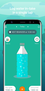 Water Drink Reminder - Healthy life