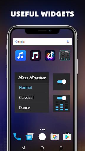 Bass Booster & Equalizer  Screenshots 5