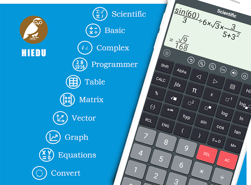 HiEdu Scientific Calculator : He-570 4.2.4 Paidproapk.com 1