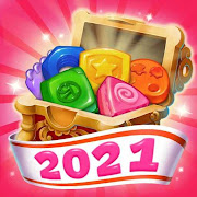 Jingle Blast-match 3 games 2020 & puzzle adventure