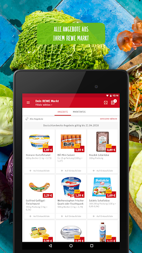 REWE - Online Shop & Mu00e4rkte 3.4.32-8 Screenshots 17