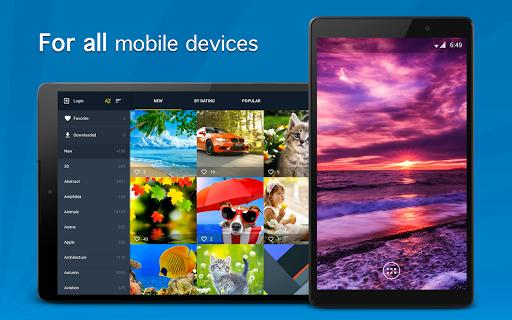 Wallpapers HD & 4K modavailable screenshots 7