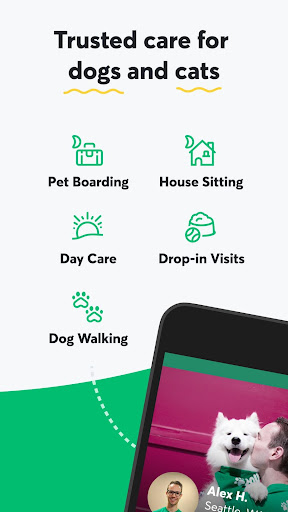 Rover - Dog Boarding & Walking apktram screenshots 1