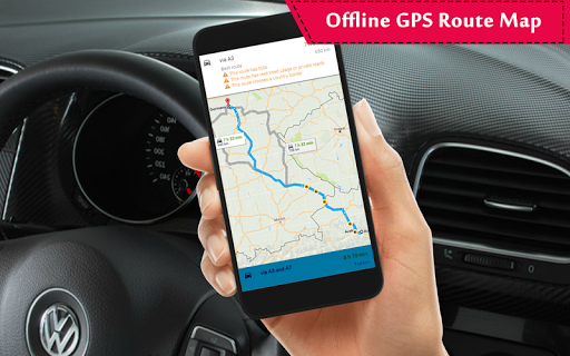 GPS Offline Navigation Route Maps & Direction 1.3.1 Screenshots 4