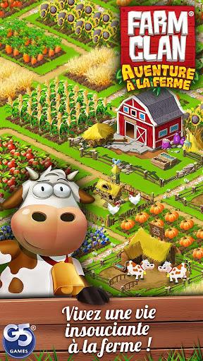 Farm Clan®: Aventure à la ferme APK MOD – Pièces Illimitées (Astuce) screenshots hack proof 1