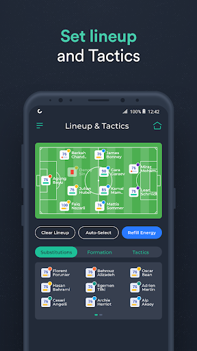 Eleven Kings PRO - Football Manager Game 3.9.0 screenshots 3