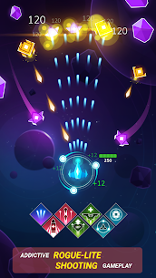 Shootero – Space Shooting Attack Mod Apk (Unlimited Chips) 3