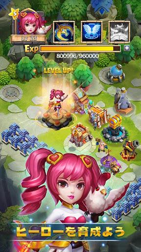 Castle Clash:ギルドロイヤル 1.7.3 screenshots 2