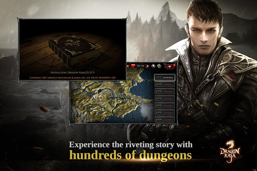 Dragon Raja Mobile 1.14 screenshots 2