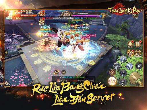 Thiu00ean Long Ku1ef3 Hiu1ec7p screenshots 10