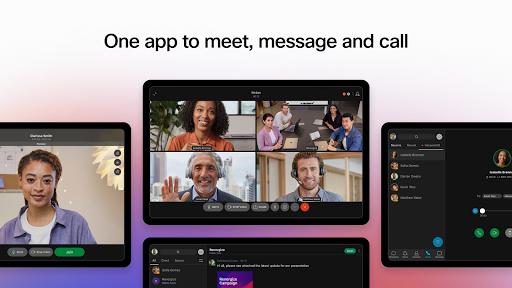 Webex android2mod screenshots 8