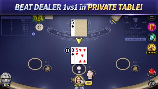Blackjack 21: House of Blackjack 1.7.5 screenshots 3