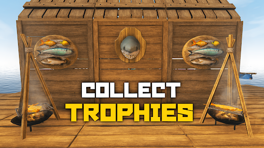 Survival and Craft: Crafting In The Ocean MOD APK 262 (God Mode) 8