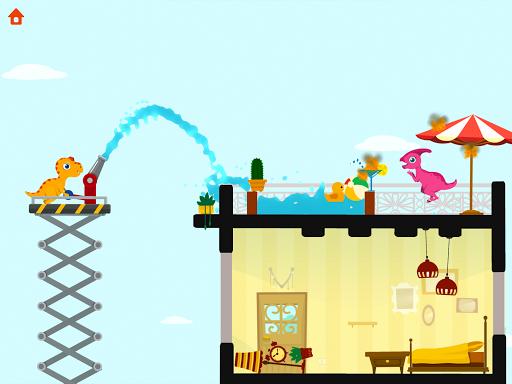Fire Truck Rescue - Firefighter Games for Kids apktram screenshots 7