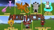 Mod Anime Heroes – Mod Naruto Minecraft PEのおすすめ画像2